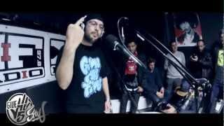 Convok:Plaies Ouvertes(Live sur Radio KIF/Give me 5 Show)