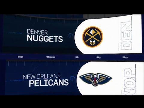 New Orleans Pelicans vs Denver Nuggets Game Recap | 11/17/18 | NBA