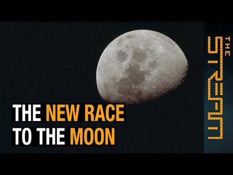 🌚 Who will win the new race to the moon? | The Stream