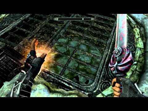 Skyrim Walkthrough: Ep. 47 Shriekwind Bastion (Grace, Elemental Fury)