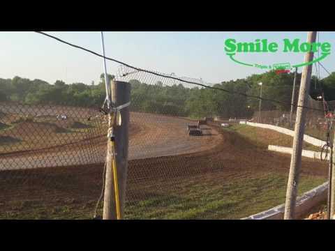 Mars Late Model Heat 1 & 2 Springfield Raceway 6 10 2017