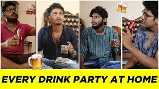Every Drink Party at Home