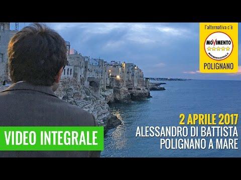 M5S chiama, Polignano risponde (video integrale)