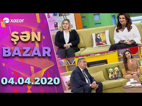 Şən Bazar - Nazpəri Dostəliyeva, Rəşad Məcid, Sehranə Kasimi, Nigar Mirzəyeva 04.04.2020