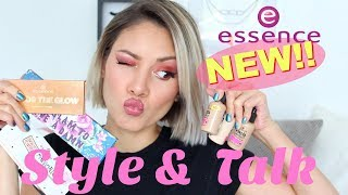 Full Look mit essence Neuheiten! Style & Talk | funnypilgrim