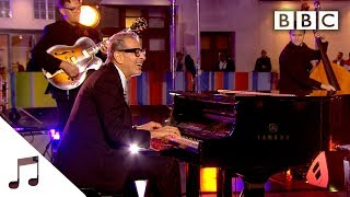 Jeff Goldblum & The Mildred Snitzer Orchestra perform 'The Cat' - BBC