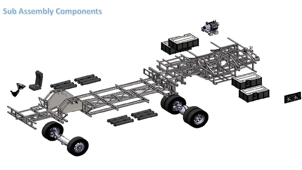electric bus production