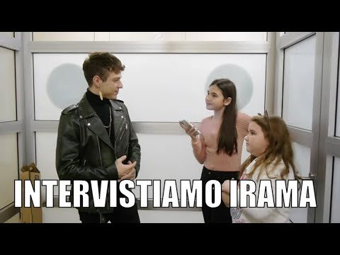 INTERVISTIAMO IRAMA  SETTE COSE CHE NON SAPEVAMO  By Marghe Giulia Kawaii