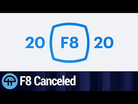 Facebook Cancels F8 Conference