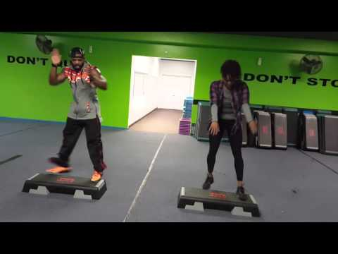 Xtreme Hip Hop with Phil : In da Club remix