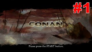 Conan Walkthrough Part 1 Balmoria (PS3)