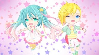 【Hatsune Miku V4x・Kagamine Len V4x】Electric Angel ~ Arrange Version【Cover】