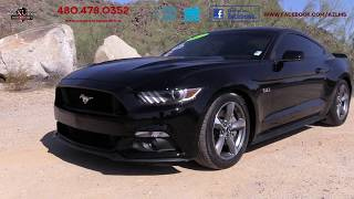 2015 Ford Mustang GT Premium Coupe -  Luxury Motorsports (15298)
