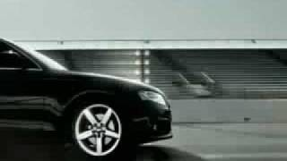 2008 Audi A4 Commercial: 'Progress is Beautiful'