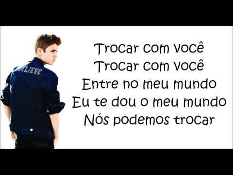 Swap It Out - Justin Bieber (TRADUÇÃO)