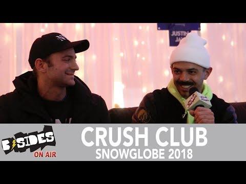 Crush Club at Snowglobe 2018: Talk Formation, Working On Sofi Tukker Record Label Animal Talk