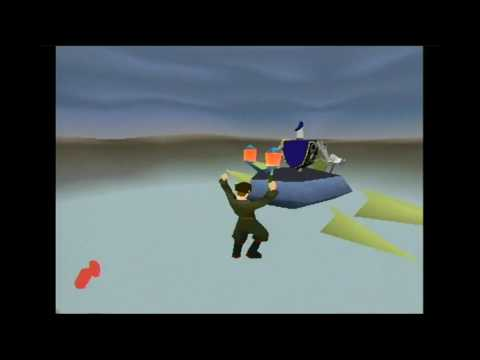 Treasure Planet - PS1 (2002)