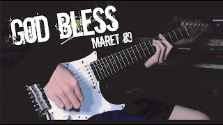 Download God Bless - Maret 89 (Guitar Cover)