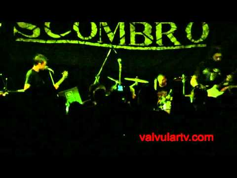 SCOMBRO. 18 . 12 . 2010 . Las Duranas. Montevideo. Parte  2