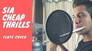 CHEAP THRILLS - SIA | FLUTE COVER