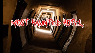 (Ghost Hunting) Haunted Hotel- REAL DEMON ACTIVITY