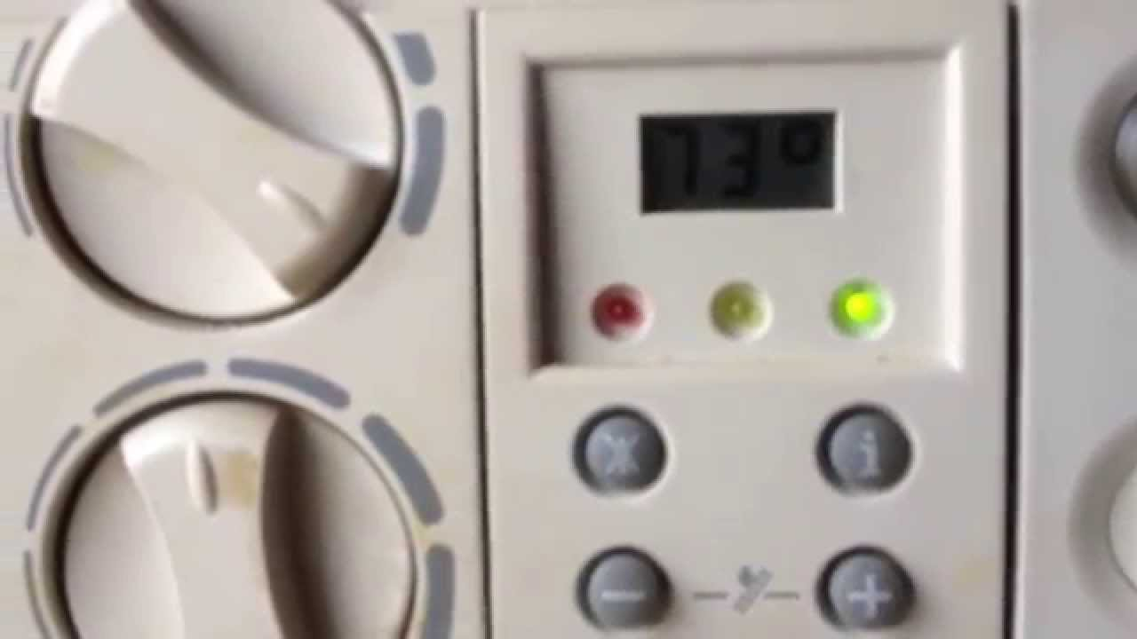 How to replace a vaillant timeswitch 150 youtube.
