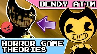 Bendy and the Ink Machine Theories: Why Bendy Wants to Kill You - Horror Game Theories