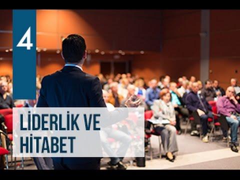 AK Parti Siyaset Akademisi UZEM 4 - Liderlik Ve Hitabet