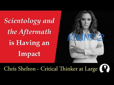 Some Thoughts on Scientology and the Aftermath