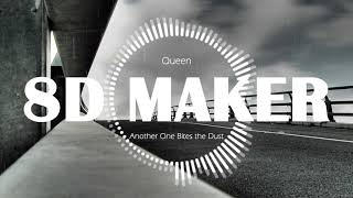 Queen - Another One Bites the Dust [8D TUNES / USE HEADPHONES] 🎧