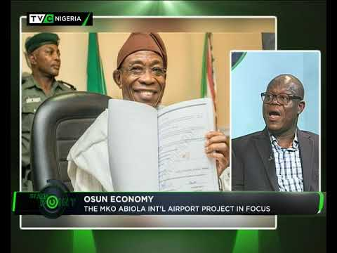 StandPoint | Osun Economy: MKO Abiola International Airport in Focus