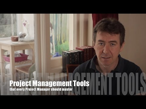 Project Management Tools that every Project Manager should master