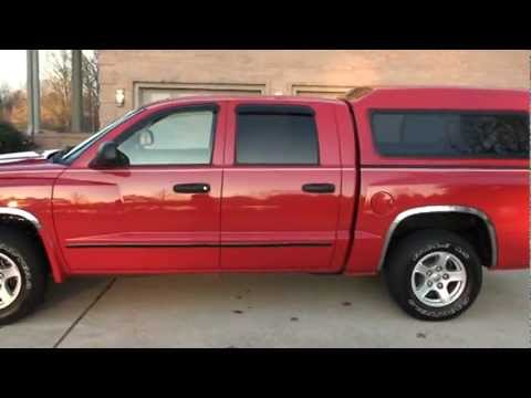 2005 Dodge Dakota Quad Cab Slt 22k Miles For Sale See Www