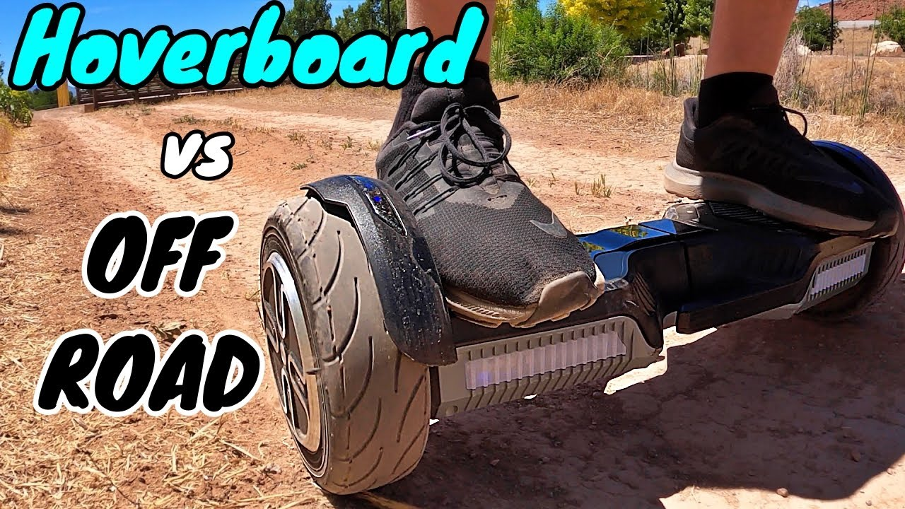 How Good is Gotrax's OFF ROAD Hoverboard? | Hoverboard | Off Road Hoverboard | Hoverboard Review |