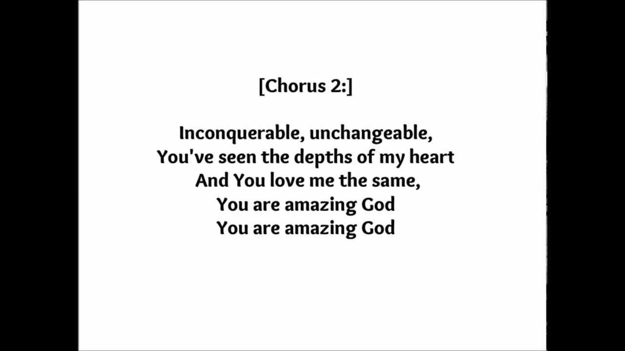 Kierra Sheard Indescribable Lyrics Chords Chordify