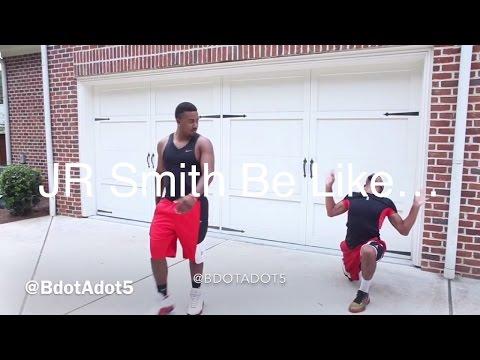 JR Smith Be Like…