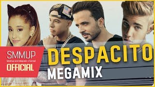DESPACITO (Megamix) - Luis Fonsi, Justin Bieber, Ariana Grande : by smmup