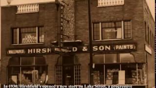 A brief history of Hirshfield's