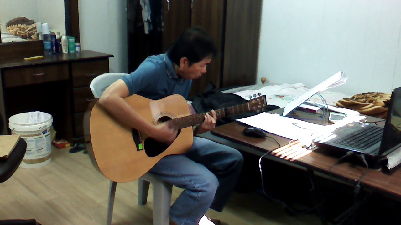 Baby Blue With Guitar Chords By Arcom Youtube