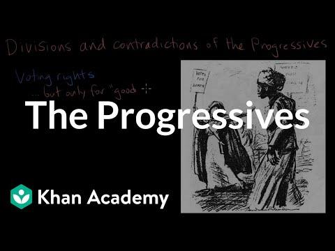 The Progressives | Period 7: 1890-1945 | AP US History | Kha