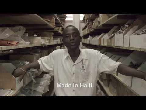 Made in Haiti   Produit en Haiti