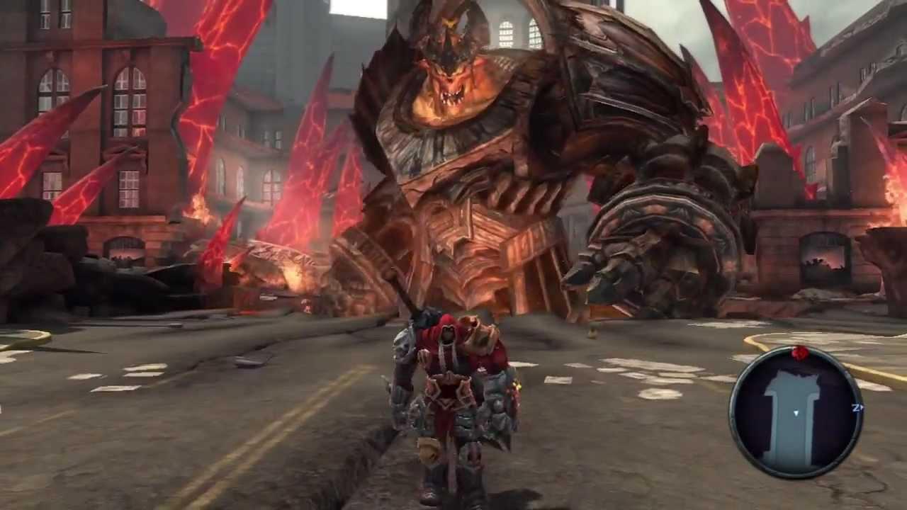 Darksiders Walkthrough Gameplay HD - Straga Fight - Part 2 ...