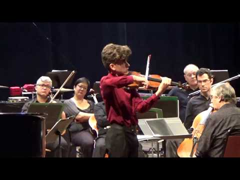 Guido Sant'Anna - Ysaye Violin Sonata No. 3