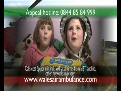 483 Media Pro TV (Wales Air Ambulance ITV1)