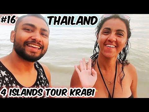 Krabi 4 Island