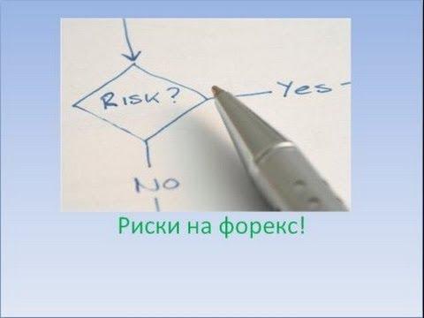 Риски на Форекс (управление капиталом)