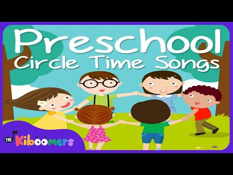Circle Time Songs for Preschool | Preschool Songs | Songs for Kids | The Kiboomers