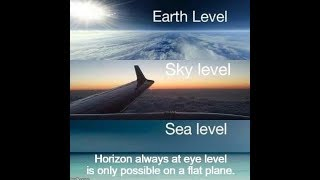 Objectively measuring earth's curvature (Flat Earth)