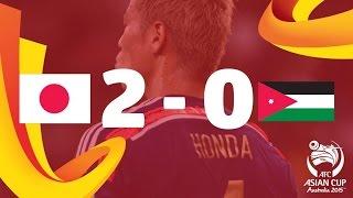 Video Gol Pertandingan Jepang U-23 vs Jordan