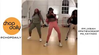 AfroBeats Dance Videos Compilation Part 26 | Chop Daily